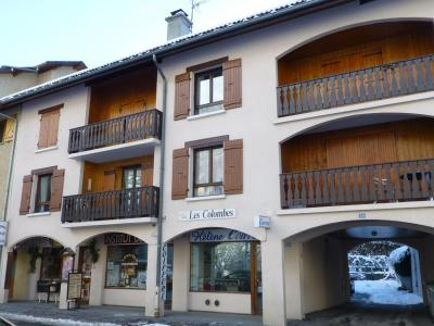 Location au ski Residence Les Colombes - Brides Les Bains