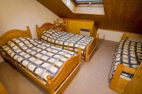 Location au ski Appartement 3 pièces 5 personnes (5) - Residence Les Colombes - Brides Les Bains - Lit simple