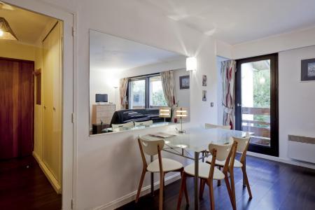 Аренда на лыжном курорте Квартира студия со спальней для 4 чел. (B11) - Résidence Roseland - Brides Les Bains