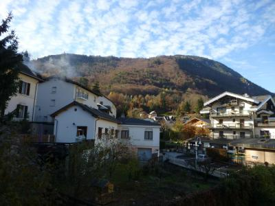 Аренда на лыжном курорте Апартаменты 3 комнат 6 чел. (21) - Résidence Roseland - Brides Les Bains