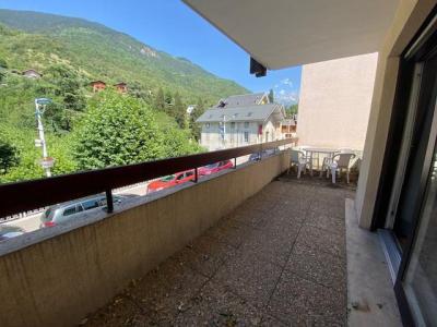Аренда на лыжном курорте Квартира студия для 2 чел. (RDA15) - Résidence Roseland - Brides Les Bains