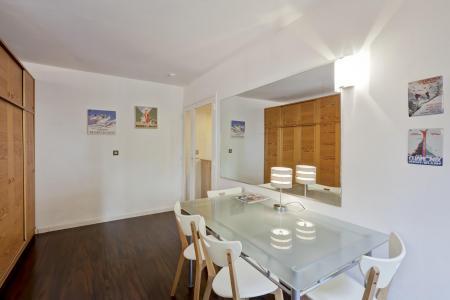 Location au ski Studio coin montagne 4 personnes (B11) - Residence Roseland - Brides Les Bains - Lit double