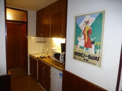 Location au ski Studio 2 personnes (310) - Residence Royal - Brides Les Bains