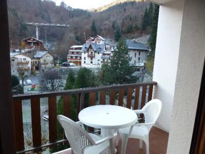 Location au ski Studio 3 personnes (403) - Residence Royal - Brides Les Bains