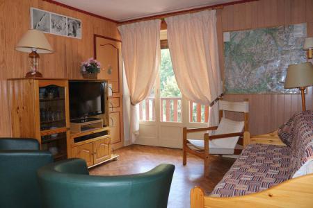 Location au ski Appartement 2 pièces 4 personnes (401) - Résidence Royal - Brides Les Bains - Séjour