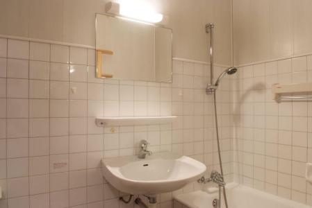 Location au ski Appartement 2 pièces 4 personnes (407) - Residence Royal - Brides Les Bains - Lavabo