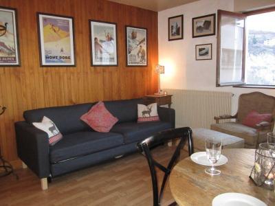Location au ski Appartement 2 pièces 4 personnes (507) - Residence Royal - Brides Les Bains - Séjour