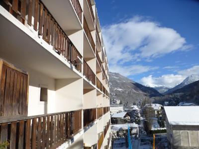 Location au ski Residence Royal - Brides Les Bains - Extérieur hiver