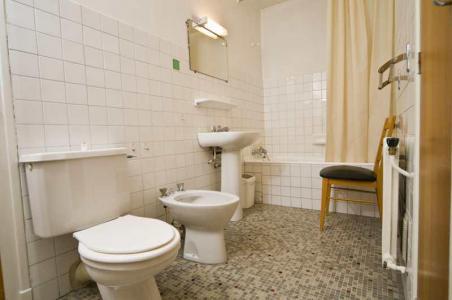 Location au ski Studio 2 personnes (215) - Résidence Royal - Brides Les Bains - Salle de bains