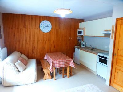Location au ski Studio coin montagne 5 personnes (506) - Residence Royal - Brides Les Bains - Évier 2 bacs
