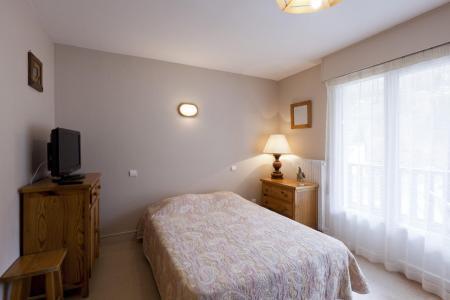 Location au ski Studio coin montagne 5 personnes (506) - Residence Royal - Brides Les Bains - Table