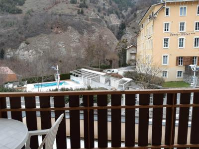 Location au ski Studio 4 personnes (21) - Résidence Tarentaise - Brides Les Bains