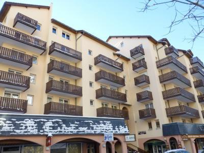 Location au ski Residence Tarentaise - Brides Les Bains - Extérieur hiver