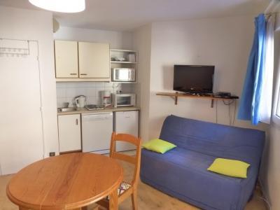 Location au ski Studio 4 personnes (538) - Residence Tarentaise - Brides Les Bains - Canapé