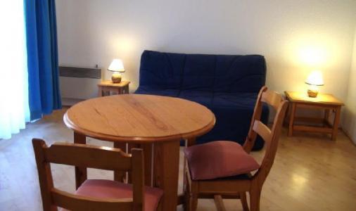 Location au ski Studio 4 personnes (538) - Residence Tarentaise - Brides Les Bains - Coin repas