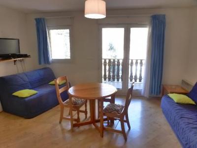 Location au ski Studio 4 personnes (538) - Residence Tarentaise - Brides Les Bains - Séjour