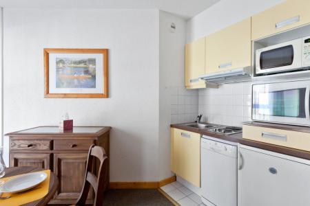Location au ski Studio cabine 4 personnes (TARB10) - Résidence Tarentaise - Brides Les Bains - Kitchenette