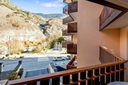 Location au ski Studio coin montagne 4 personnes (TARB27) - Résidence Tarentaise - Brides Les Bains - Balcon