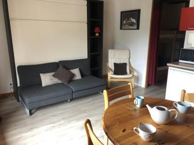 Location au ski Studio 4 personnes (63) - Résidence Villa Louise - Brides Les Bains