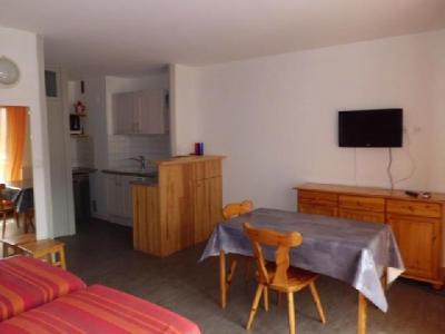 Location au ski Studio 2 personnes (34) - Residence Villa Louise - Brides Les Bains - Évier 2 bacs