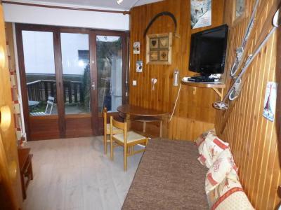 Location au ski Studio 3 personnes (11) - Residence Villa Louise - Brides Les Bains - Tv à écran plat