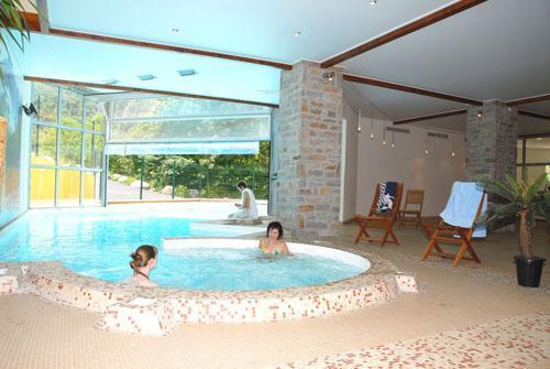 Location au ski Residence Lagrange Le Domaine Des 100 Lacs - Cauterets - Jacuzzi