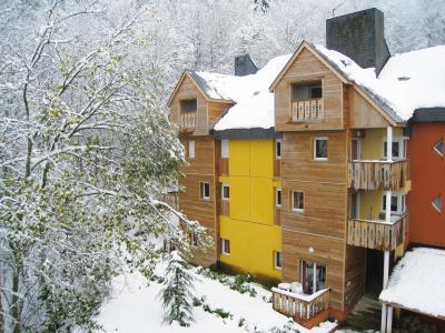 Residencia con piscina Résidence Lagrange le Domaine des 100 Lacs