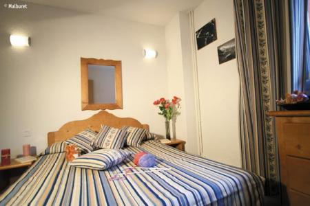 Location au ski Appartement 3 pièces 6 personnes - Residence Lagrange Le Domaine Des 100 Lacs - Cauterets - Chambre