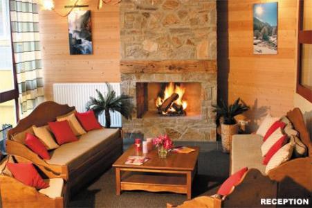 Location au ski Residence Lagrange Le Domaine Des 100 Lacs - Cauterets - Réception