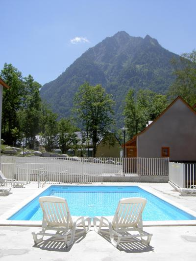 Location au ski Residence Les Chalets D'estive - Cauterets - Piscine