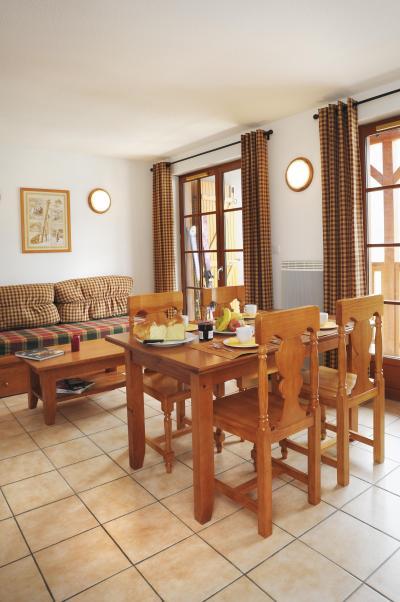 Location au ski Residence Les Chalets D'estive - Cauterets - Salle à manger