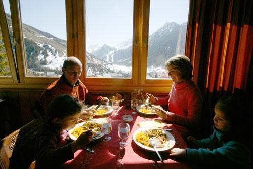 Location au ski Vvf Villages L'hochette - Ceillac en Queyras - Intérieur