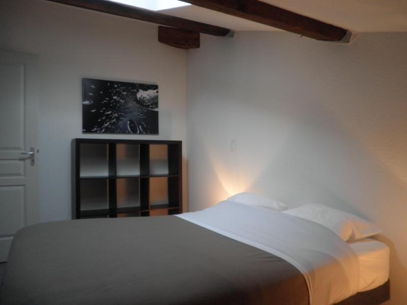 Аренда на лыжном курорте Résidence les Blanches Provençales - Chabanon-Selonnet - Двухспальная кровать