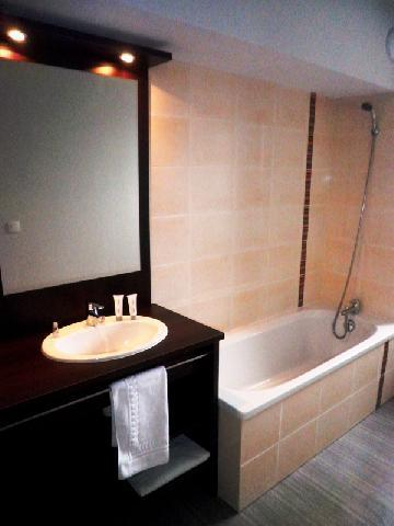 Location au ski Residence Les Blanches Provencales - Chabanon-Selonnet - Salle de bains