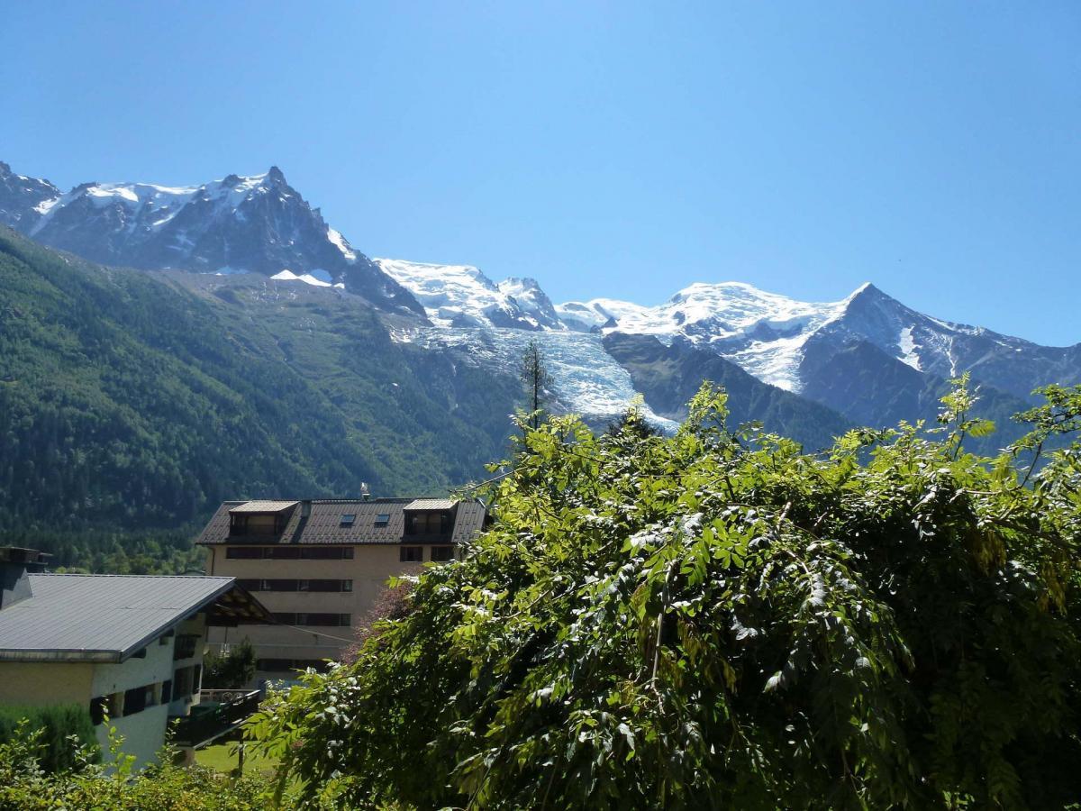 Location au ski Appartement 4 pièces 6 personnes - Chalet Ambre - Chamonix - Coin repas