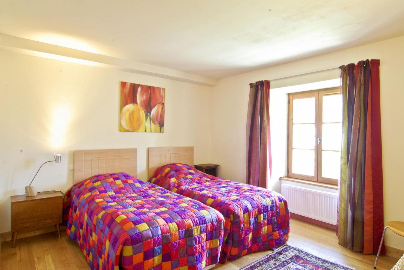 Location au ski Appartement 4 pièces 6 personnes - Chalet Ambre - Chamonix - Salle de bains