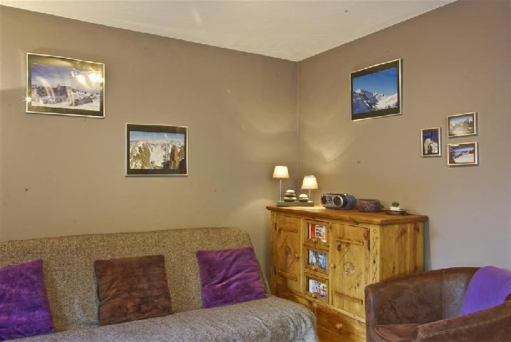 Location au ski Appartement 3 pièces 6 personnes - Chalet Clos Des Etoiles - Chamonix
