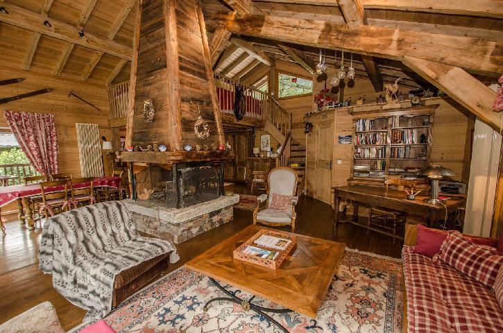 Location au ski Chalet 6 pièces 8 personnes - Chalet Eole - Chamonix - Salle de bains
