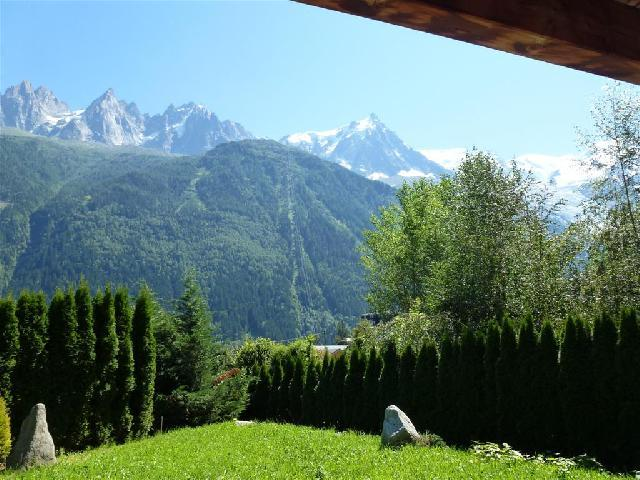 Location au ski Chalet duplex 3 pièces 4 personnes - Chalet June - Chamonix