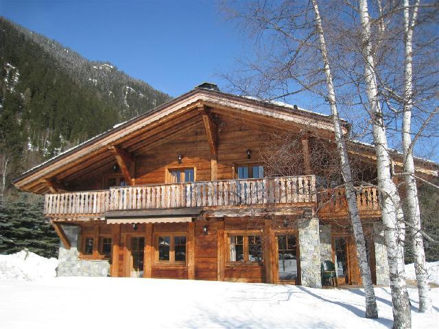 Week end au ski Chalet La Perseverance