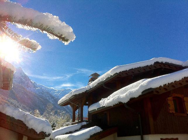 Location au ski Appartement 3 pièces 6 personnes (GOLF ) - Chalet Le Col Du Dome - Chamonix