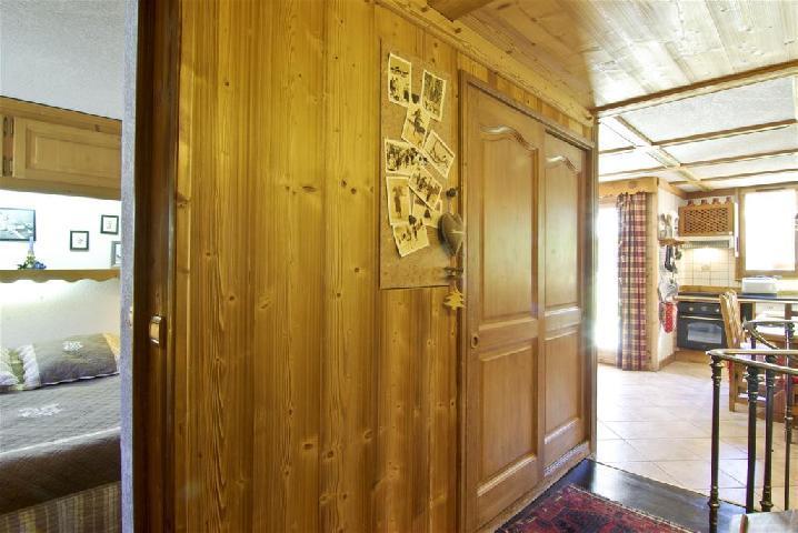 Location au ski Appartement 3 pièces 4 personnes (PIC) - Chalet Le Col Du Dome - Chamonix - Placard