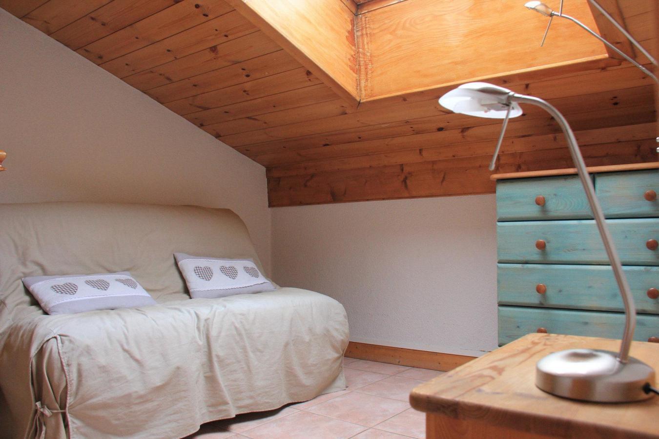 Location au ski Appartement 3 pièces 6 personnes (GOLF ) - Chalet Le Col Du Dome - Chamonix - Chambre