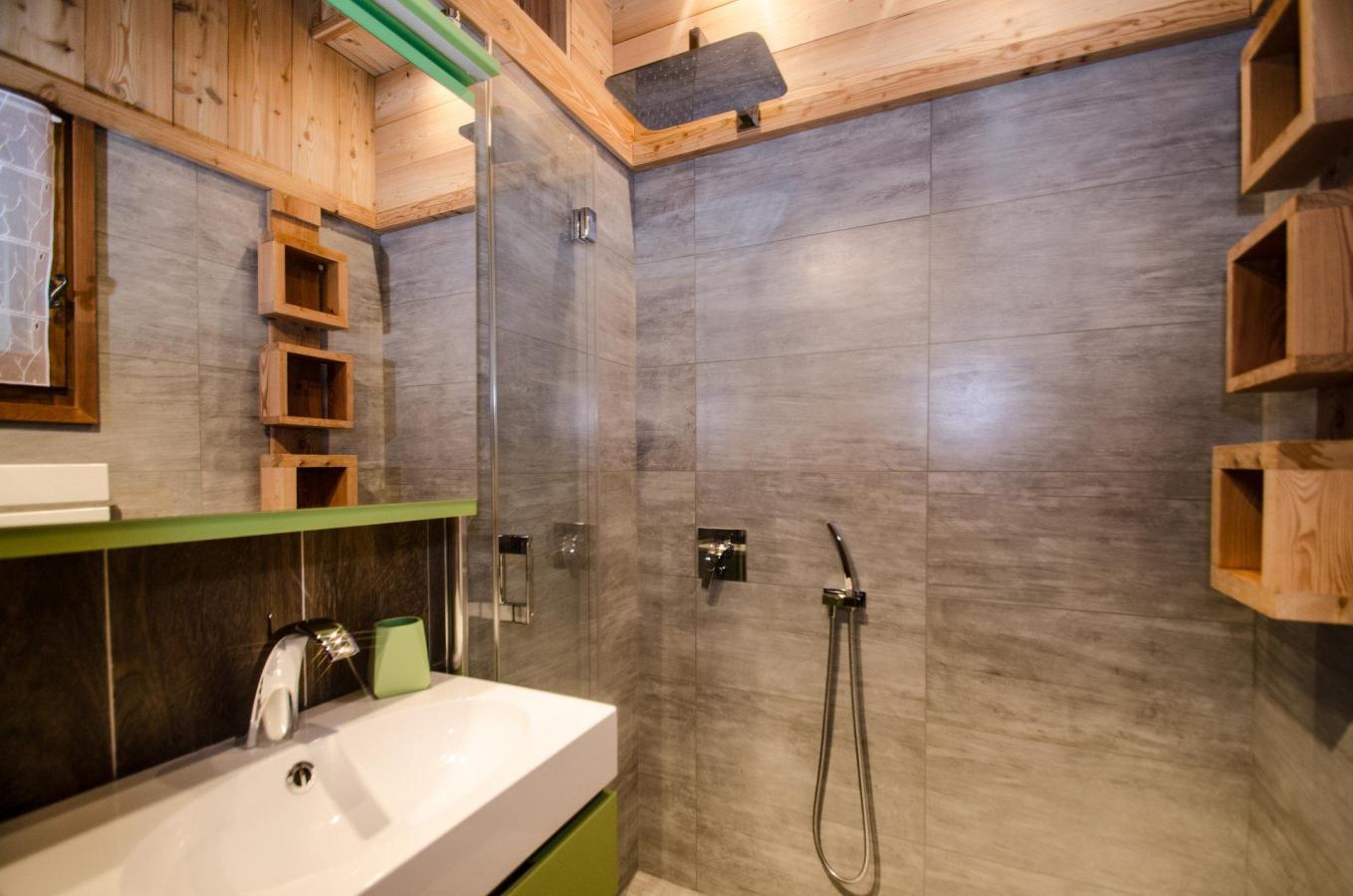Location au ski Appartement 3 pièces 6 personnes (GOLF ) - Chalet Le Col Du Dome - Chamonix - Kitchenette