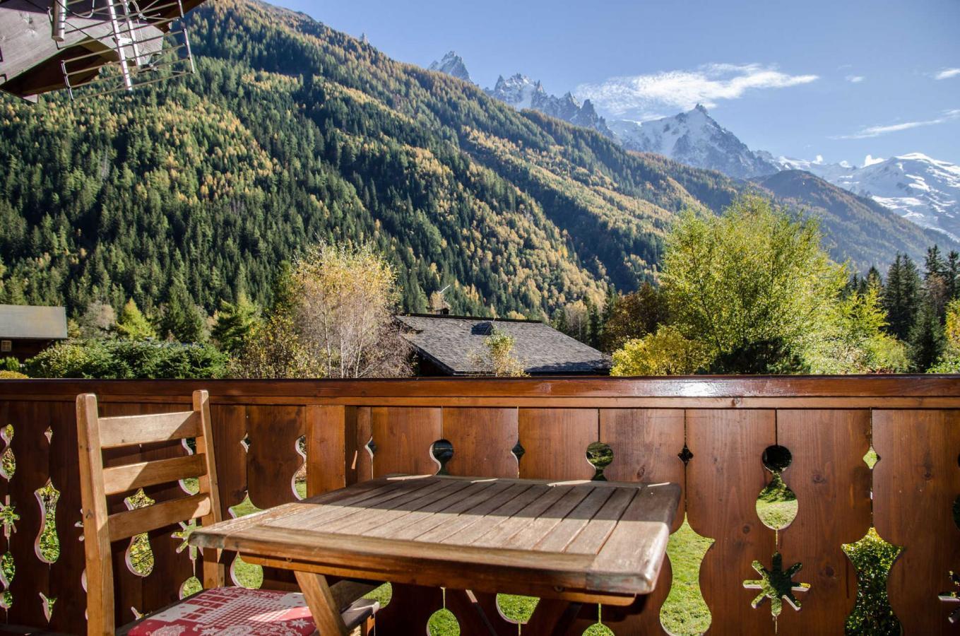 Location au ski Appartement 3 pièces 6 personnes (GOLF ) - Chalet Le Col Du Dome - Chamonix - Lit double