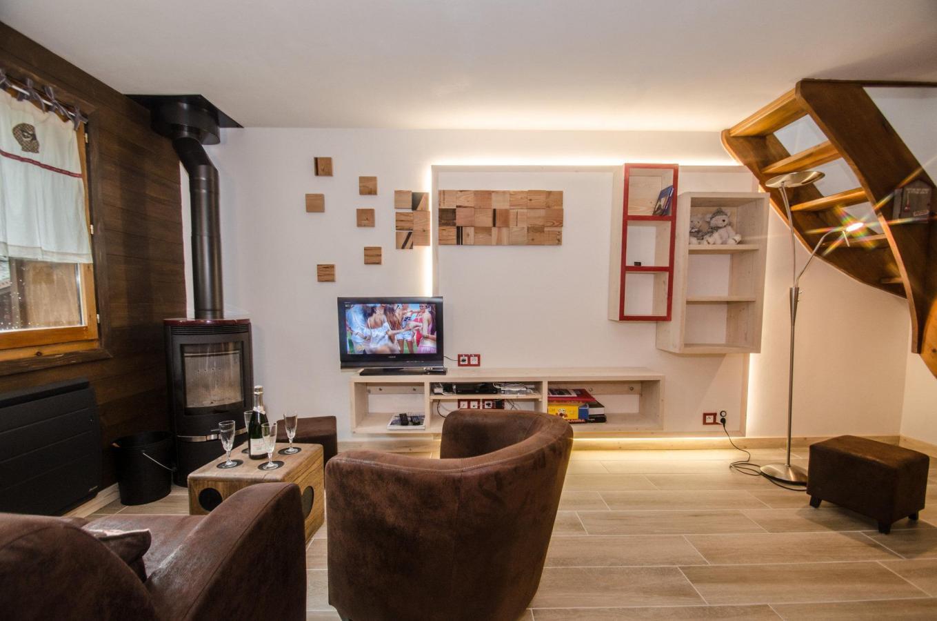 Location au ski Appartement 3 pièces 6 personnes (GOLF ) - Chalet Le Col Du Dome - Chamonix - Lit simple