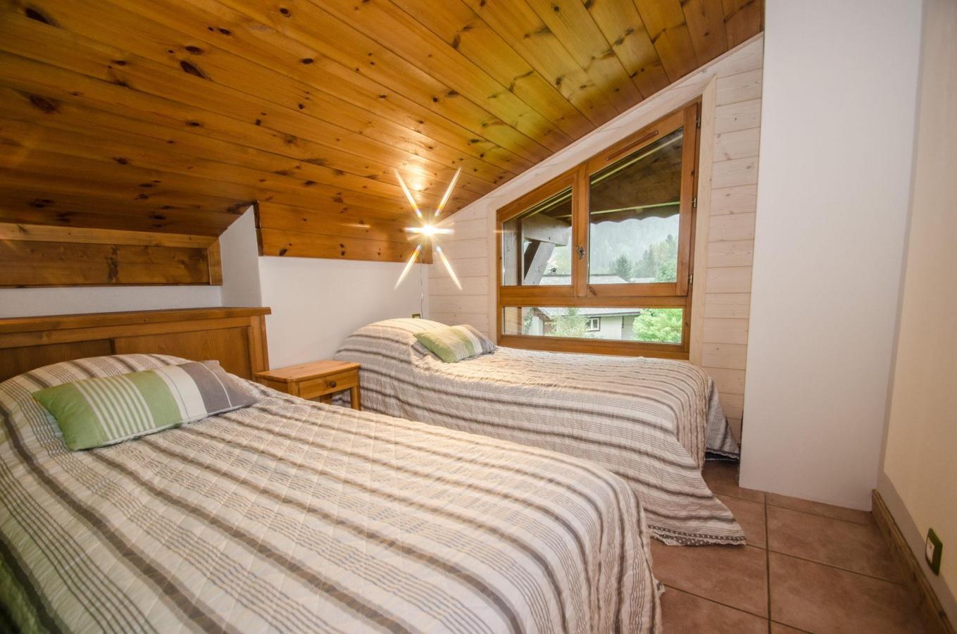 Location au ski Appartement 3 pièces 6 personnes (GOLF ) - Chalet Le Col Du Dome - Chamonix - Salle de bains