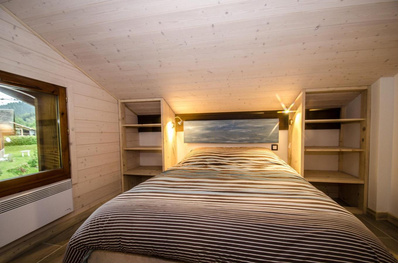 Location au ski Appartement 3 pièces 6 personnes (GOLF ) - Chalet Le Col Du Dome - Chamonix - Table