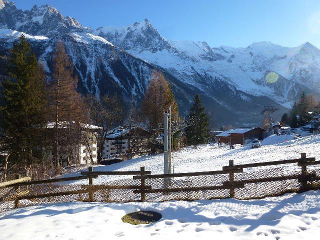 Location au ski Chalet 4 pièces 6 personnes - Chalet Le Panorama - Chamonix