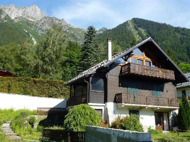 Location au ski Studio 2 personnes (Cerise) - Chalet Maya - Chamonix - Lit double